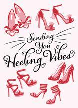 Heeling Vibes by Vivian Yiwing
