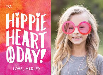 Hippie Heart Day
