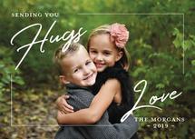 Sending Hugs by Janean Weber