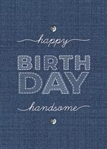Birthday Denim by Debbie Quist