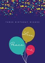 Three Wishes by Erricca DeGraffenreidt