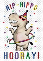 Hip-Hippo Hooray! by Ashley Lane