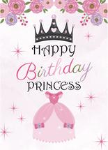 Birthday Princess by Exclusively Yours Graphics