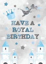 Royal Birthday by Exclusively Yours Graphics
