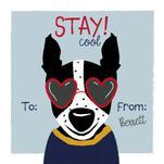 Stay! Cool by Eleven Eleven Design Studio