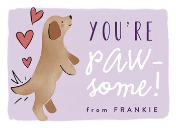 Pawsome Pup