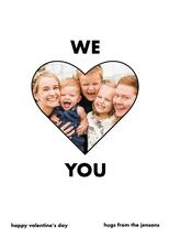 We Love You! by Amy Potter