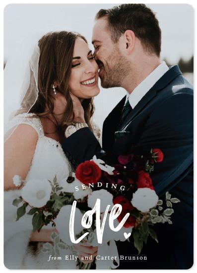valentine's cards - sending love to you by Sara Hicks Malone