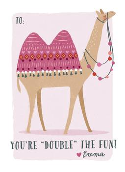 Double fun camel