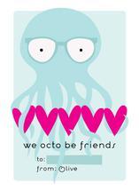 Octopus by Alexandra Cohn