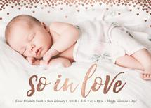 Valentine's Baby by Sugar Pie Paper