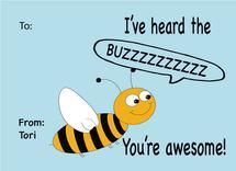 Buzz-worthy by Victoria Chiarello