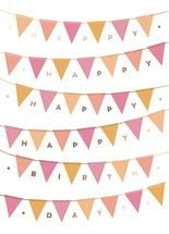 Birthday Banner by Emily Schramm