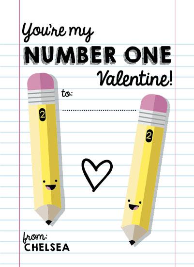 Number One Valentine