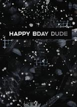 HBD Dude by Shelby Stange