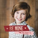 Be My Valentine by Janelle Williams