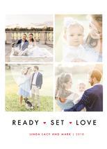 Ready Set Love by Erricca DeGraffenreidt