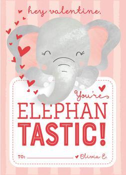 Elephantastic Valentine