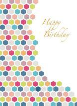 Cheerful birthday by Mia Coconi