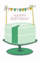 Happy Birthday by Jenna Skead
