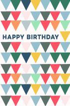 Happy Birthday Geometri... by Jenna Skead