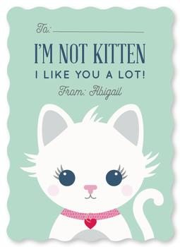 I'm Not Kitten You