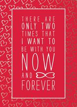 now and forever by wilnarvincent