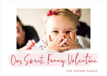 Sweet Funny Valentine