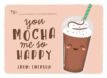 Mocha me happy