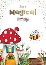 Magical Woodland Birthd... by Jenny Rajan Valiaveetil