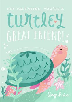 Turtley Great Friend