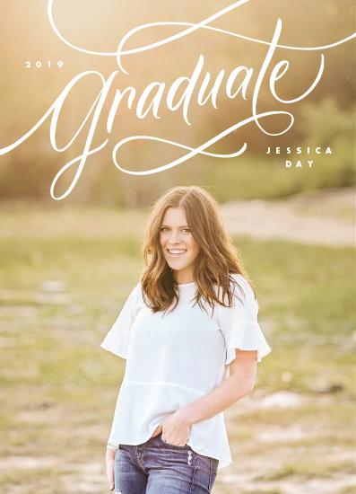 graduation announcements - Flourish by Erin L. Wilson