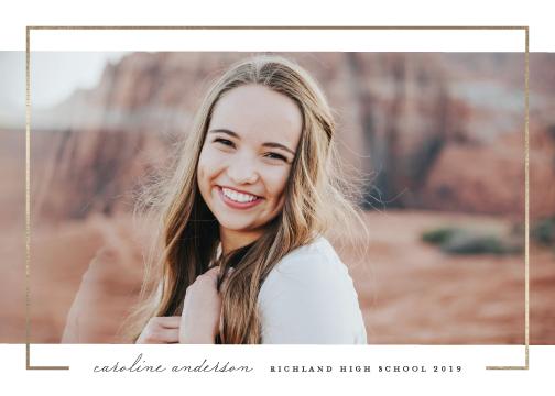 graduation announcements - Bracket by Lauren Chism