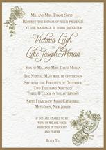 Wedding Dress Invitatio... by Cheri Moran