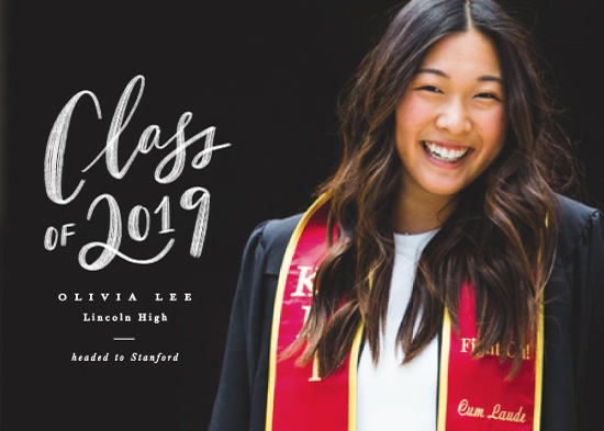 graduation announcements - Featuring by Creo Study