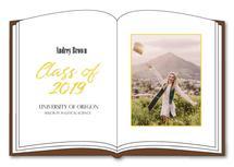 Book Graduation by Alina Budai