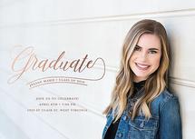 Rose Gold Graduation Ca... by Carlota Lo
