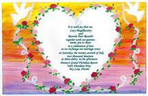 Doves in Love by Marie Barletta