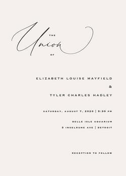 Elegant Union
