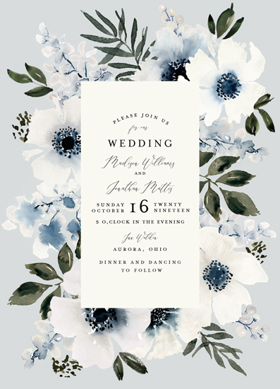 wedding invitations - Nantucket Romance by Chris Griffith