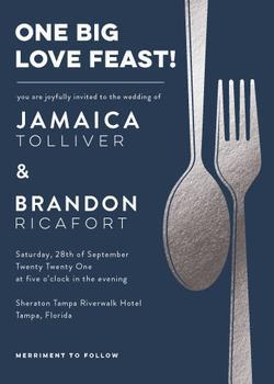 One Big Love Feast!