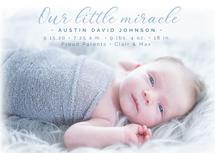 Our Little Miracle by Lisa Cappello