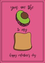 Avocado + Toast by Amy Solaro
