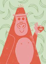 Bananas by Emily Schramm