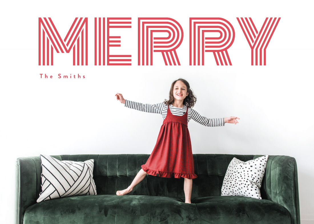 striped merry