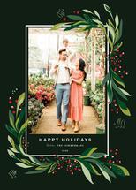 merry foilage by Sejal Banker