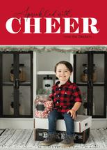 Sprinkled with Cheer by Rebecca Rueth