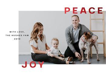Bold Peace and Joy