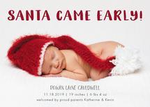 Early Christmas Present by Rebecca Rueth