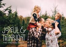 Joyful & Triumphant by Korinn Sandberg